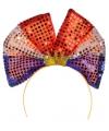 Nederlandse strik op haarband